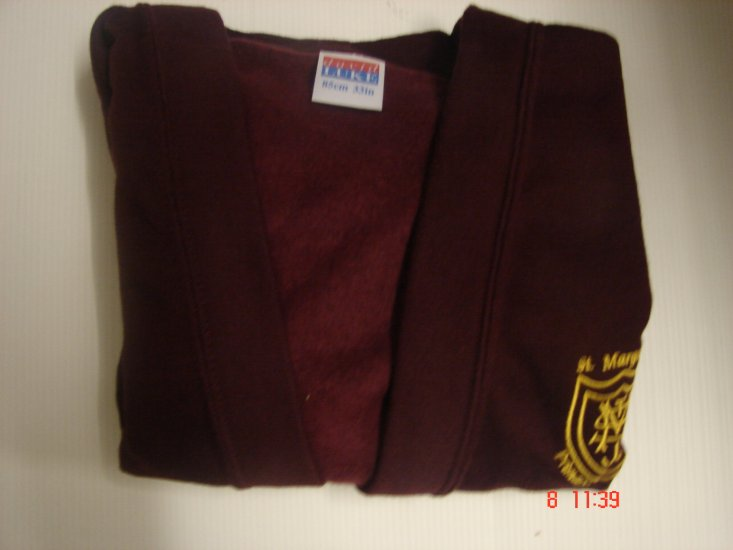 St.Margarets Primary School Sweatshirt Cardigan : Buy School Uniforms ...