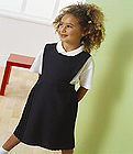 TRUTEX CKL Classic Pleated Pinafore